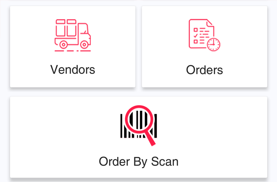 Order By Scan Image